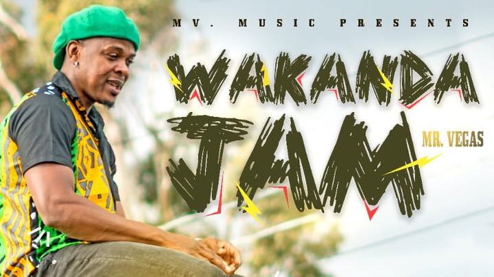 Mr. Vegas - Wakanda Jam [5/4/2018]