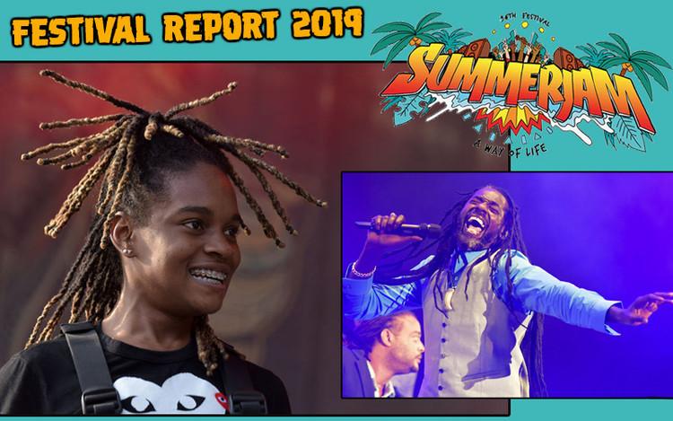 Festival Report - SummerJam 2019