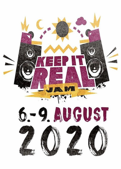CANCELLED: Keep It Real Jam 2020