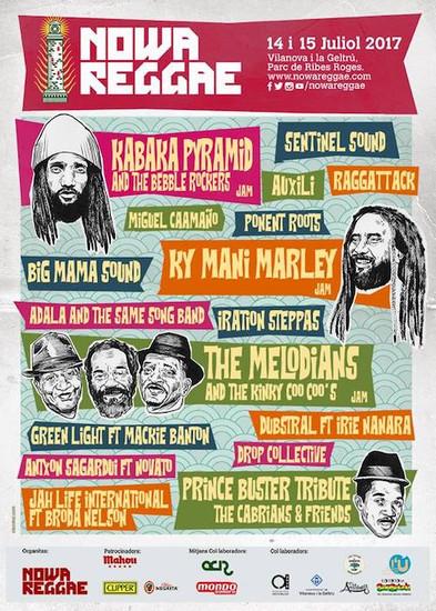 Nowa Reggae 2017