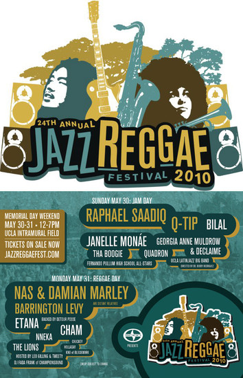 Jazz Reggae Festival 2010