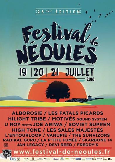Festival De Neoules 2018