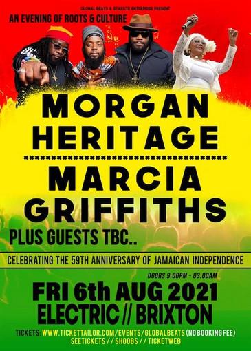 Morgan Heritage 8-6-2021