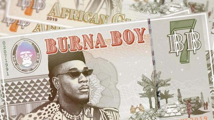 Burna Boy feat. Damian Marley & Angelique Kidjo - Different [7/26/2019]