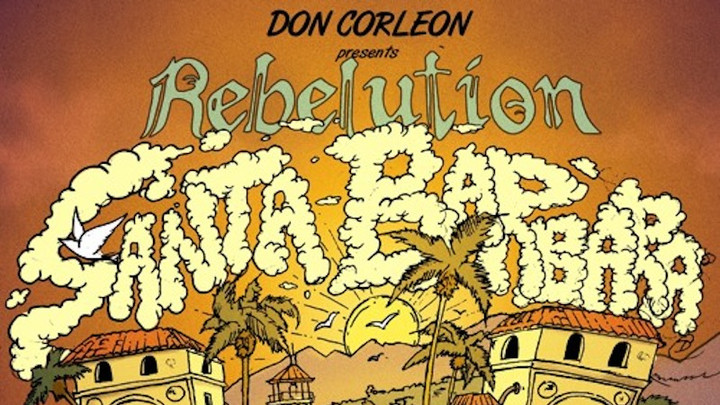Rebelution - Santa Barbara in Dub [1/20/2017]