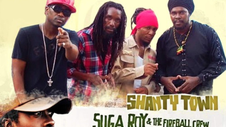 Suga Roy & The Fireball Crew - Shanty Town EP Mix feat. Busy Signal, Beenie Man [11/11/2015]