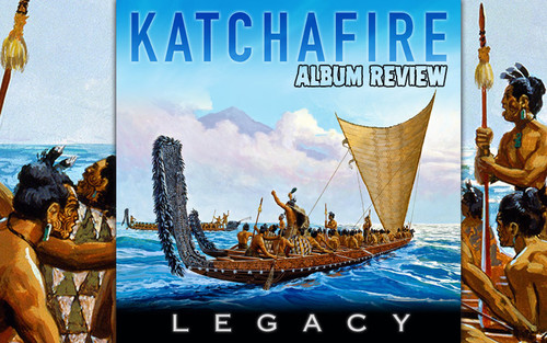 Album Review: Katchafire - Legacy