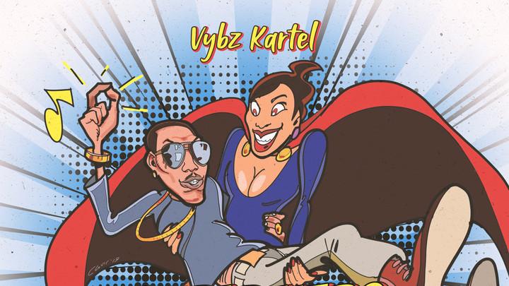 Vybz Kartel - Super Hero Love [10/4/2019]
