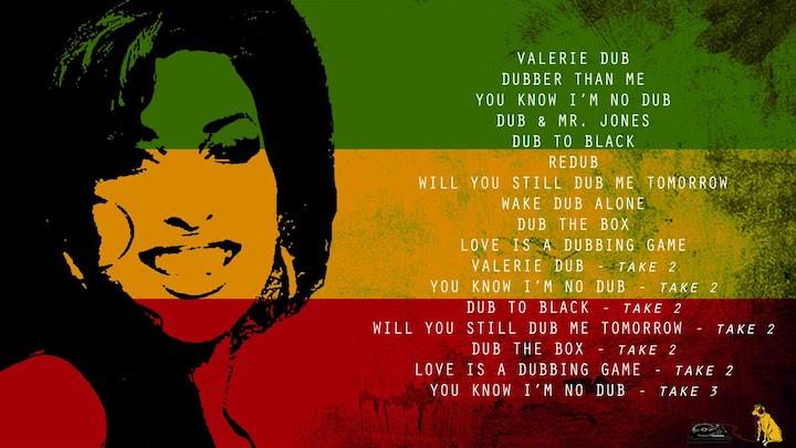 Reggaesta Dubs Amy Winehouse (Full Album) [2/14/2021]
