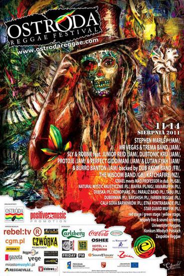 Ostroda Reggae Festival 2011