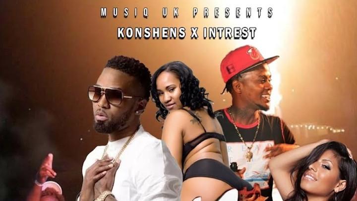 Konshens & Intrest - Ova Suh! [1/17/2020]