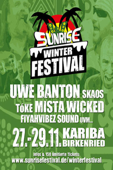 Sunrise Winter Festival 2015