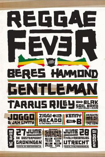 Reggae Fever 2015 Utrecht