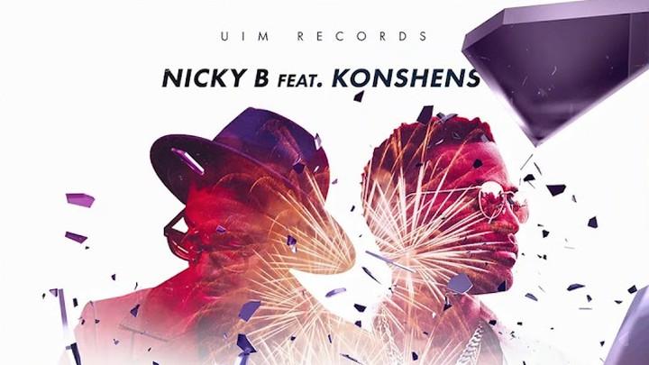 Nicky B & Konshens - Fyahworks [11/15/2018]