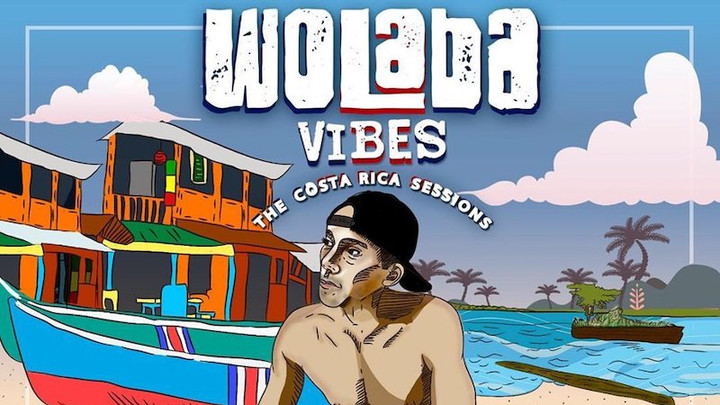Bobby Hustle - Wolaba Vibes: The Costa Rica Sessions (Full Album) [5/24/2019]