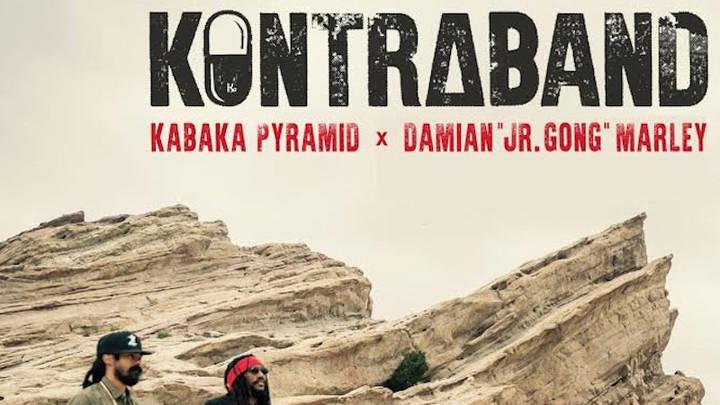 Kabaka Pyramid feat. Damian Marley - Kontraband [5/18/2018]
