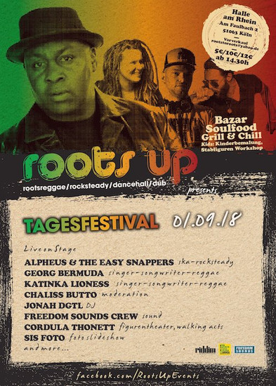 Roots Up 2018
