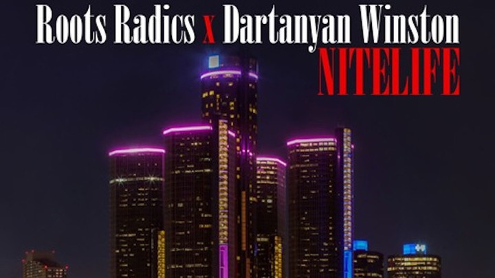 Roots Radics & Dartanyan Winston - Nitelife (Night Nurse Dub) [11/17/2016]