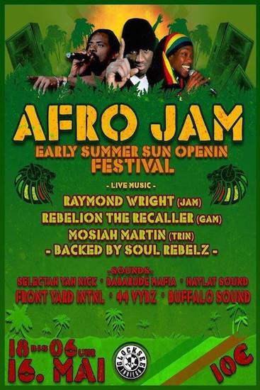 Afro Jam 2014