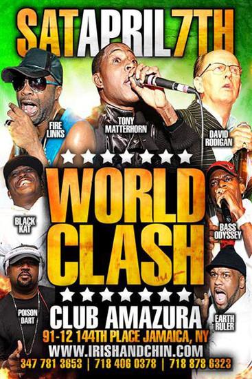 World Clash Reset NY 2012