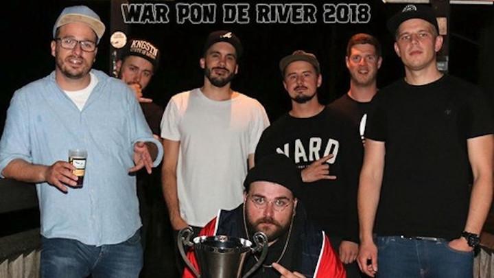 Glockwork Posse - War Pon Di River 2018 Customs [5/12/2018]