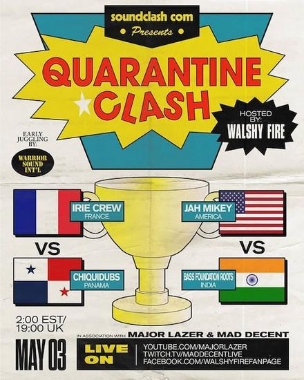 Quarantine Clash 2020 - Quarter Final #1