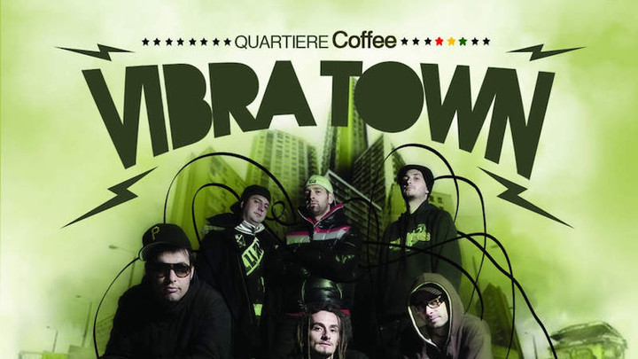 Quartiere Coffee - Vibratown Album Mix [3/27/2010]