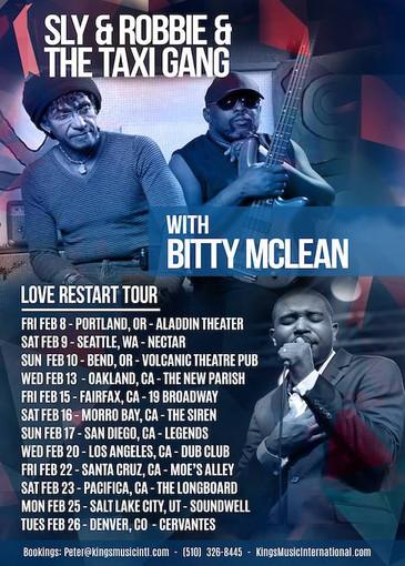 Sly & Robbie 2-20-2019