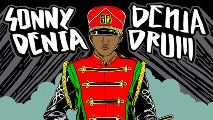 Sonny Denja feat. KG Man - Champion Weed [7/8/2016]