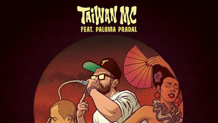 Taiwan MC feat. Paloma Pradal - Catalina (Jah Sazzah RMX) [7/12/2018]
