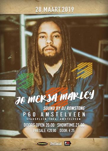 Jo Mersa Marley 3-28-2019