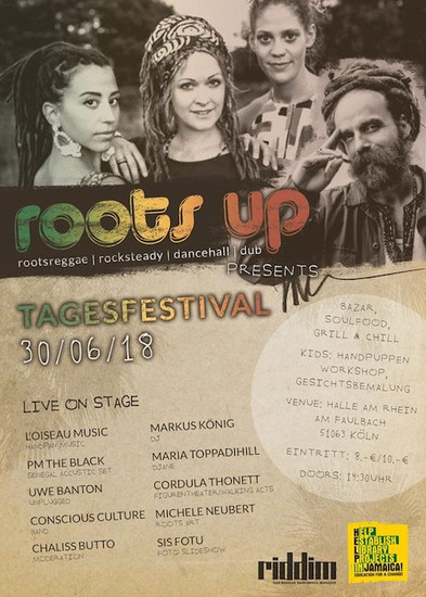 Roots Up Festival 2018