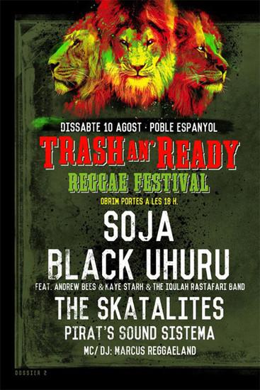 Trash An' Ready Festival 2013