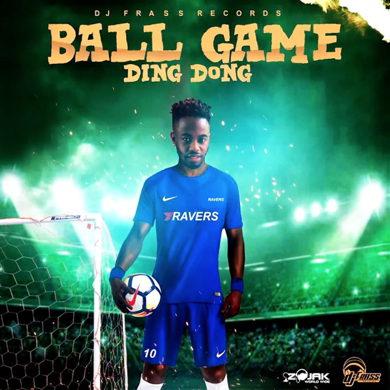 Listen: Ding Dog - Ball Game