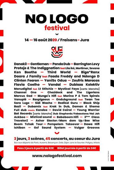 CANCELLED: No Logo Festival 2020