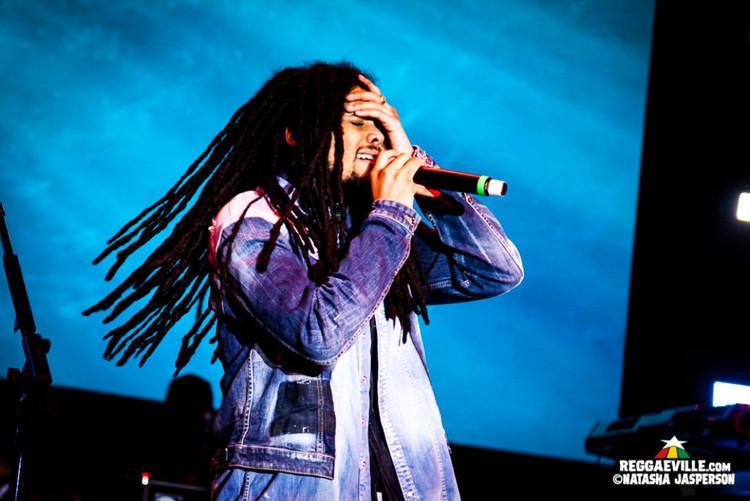 Skip Marley, Yohan Marley & Mystic Marley