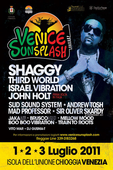 Venice Sunsplash 2011