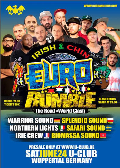Euro Rumble 2017
