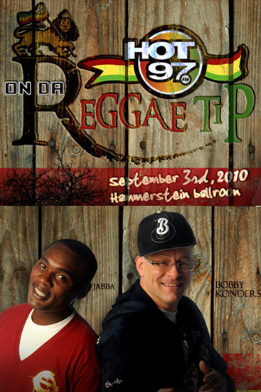 On Da Reggae Tip 2010