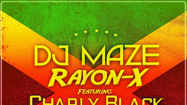 Dj Maze & Rayon X feat. Charly Black - Like A Dancehall [1/11/2019]