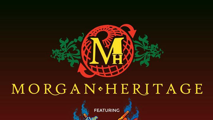 Morgan Heritage feat. PelleK - Light It Up [4/23/2021]
