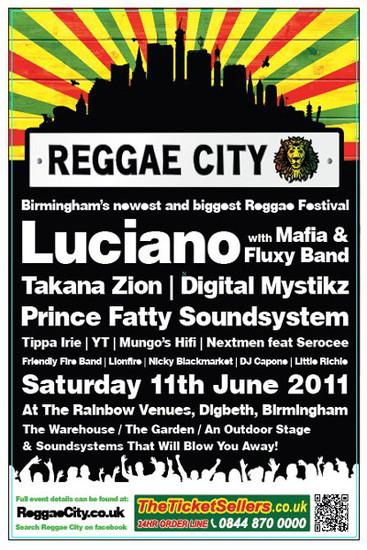 Reggae City 2011