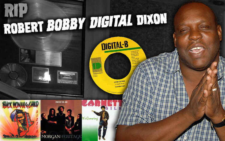 RIP Robert 'Bobby Digital' Dixon - Legendary Producer Has Died