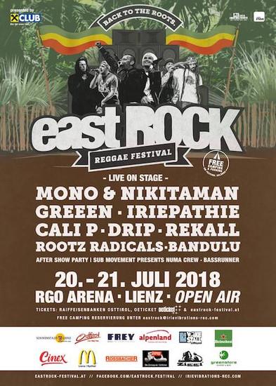 Eastrock Reggae Festival 2018