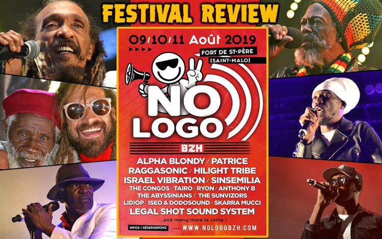 Festival Review - No Logo BZH 2019