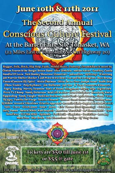 Conscious Culture Festival 2011