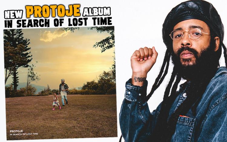 Protoje Announces New Album... In Search of Lost Time