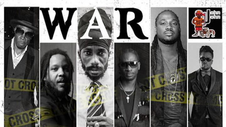 Shabba Ranks feat. Bounty Killer, Sizzla, Beenie Man, Stephen Marley & I Octane - War Games [12/4/2017]