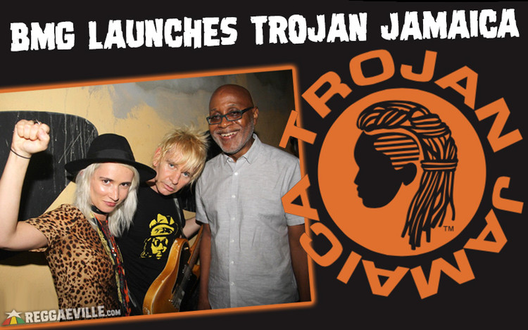 Trojan Jamaica - BMG Launches New Label