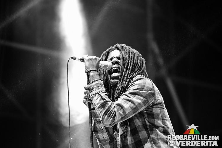 Chronixx, Ky-Mani Marley, Freddie McGregor and more @Campovolo Reggae Fest 2017